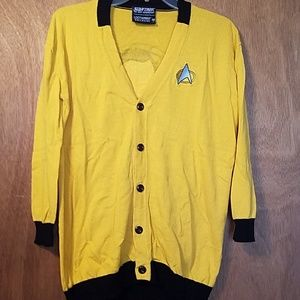 Star Trek cardigan